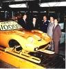 Presse Opel GT 100 000